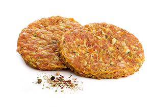 Hamburguesa moruna Burguer Meat