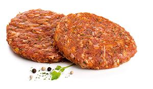 Hamburguesa picante Burguer Meat